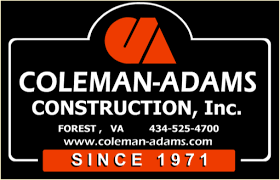 Sponsor - Coleman-Adams Construction