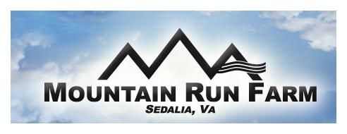 Sponsor - Mountain Run Farm