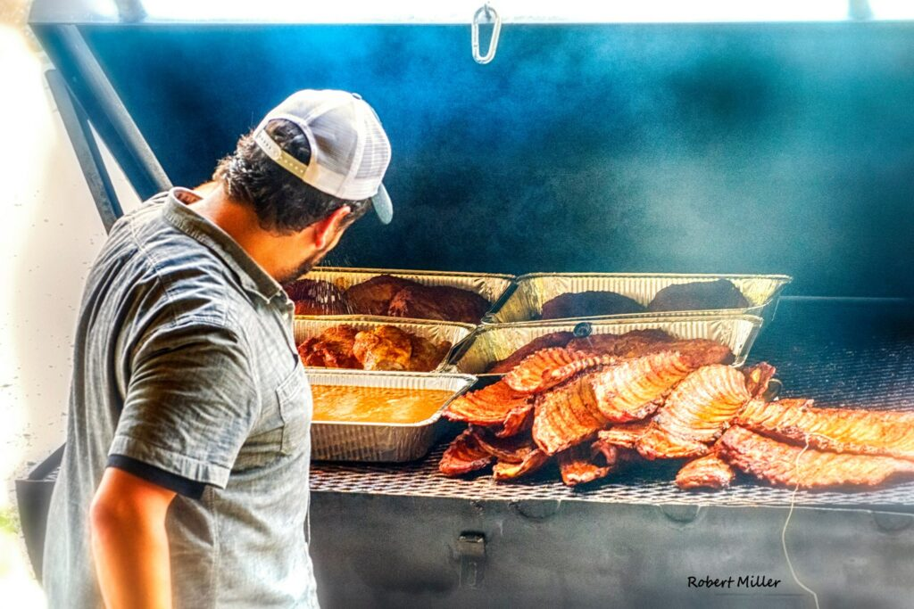 BBQ & Blues at The Sedalia Center