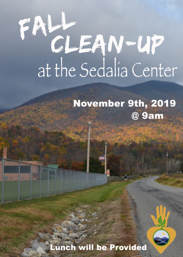 2019 Fall Clean-Up