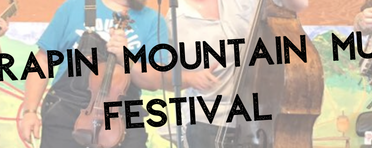 Terrapin Mountain Music Festival Page Banner