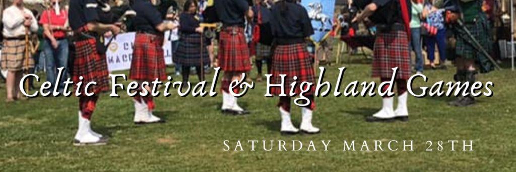 2020 Celtic Festival and Highland Games