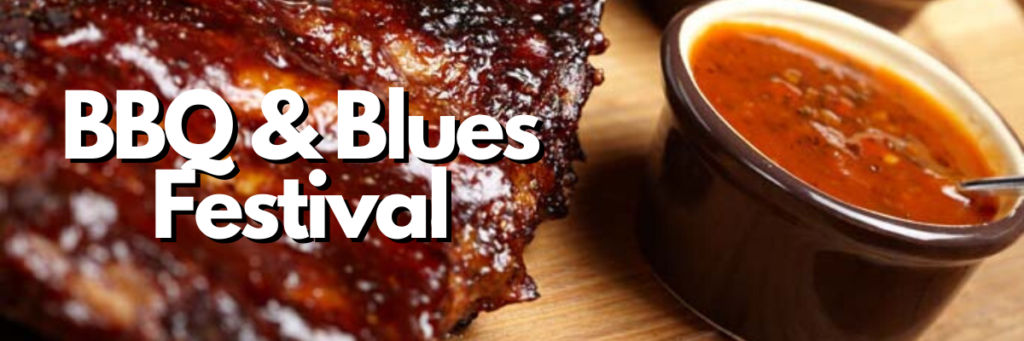 Thank You for Entering Your Team in our BBQ & Blues Festival