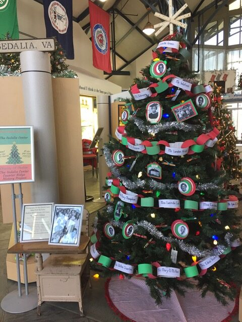 Bedford Welcome Center Tree