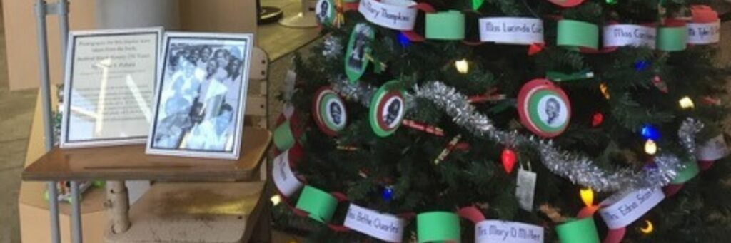 Bedford Welcome Center's Festival of Trees