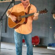 Dale Overstreet Bluegrass Band had the toes tapping!
