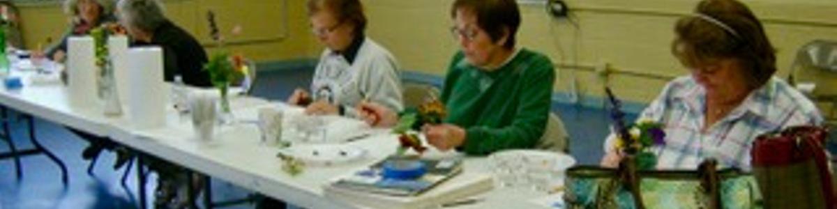 2019 Community Garden Art Class