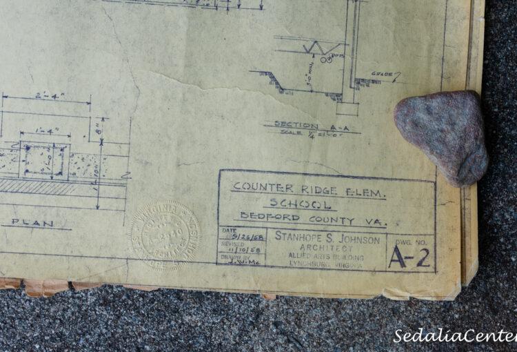 Counter Ridge Elm- Blueprints
