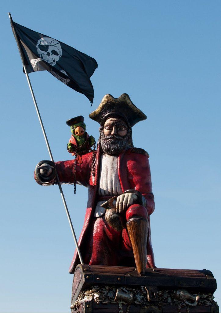 Sedaliafest- pirates