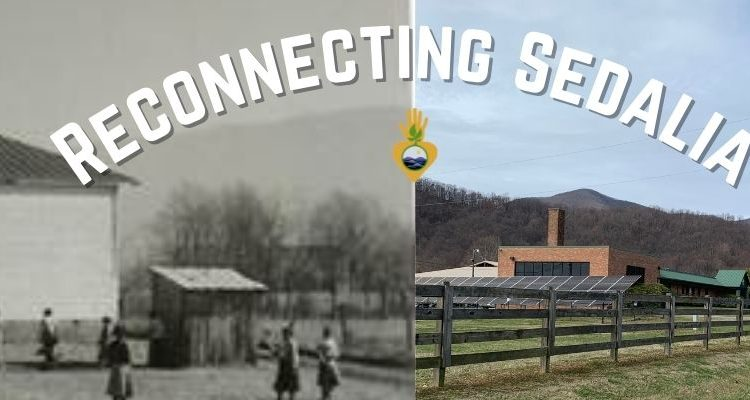 Re Connecting Sedalia